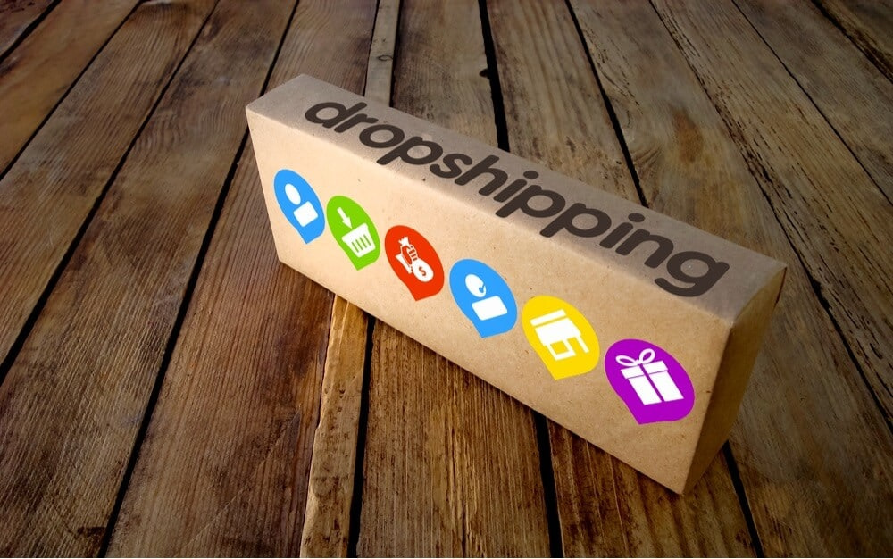 Dropshipping and blogging