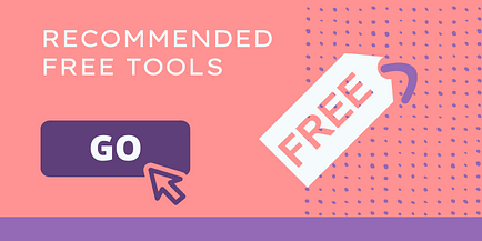 Recommended free Tools