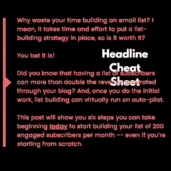 blog post opening sentences